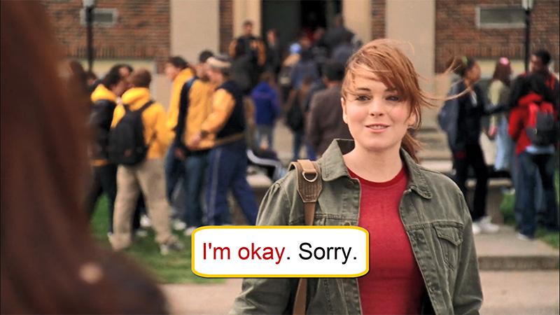 Arti I'm Okay