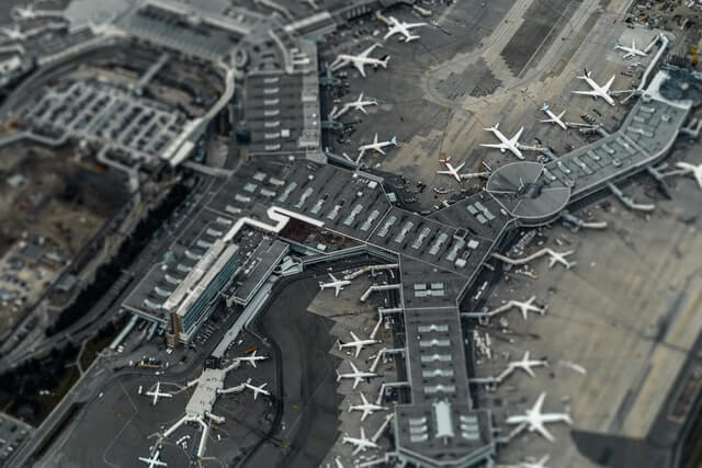 top airports in the world