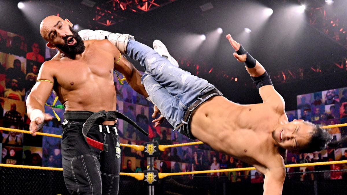 Adrian Jaoude confirma que quase foi para a Diamond Mine no WWE NXT