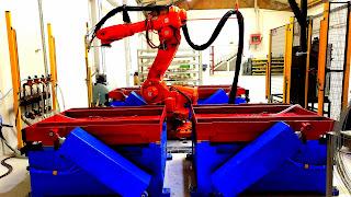 dispensing robot tara abb robotik otomasyon