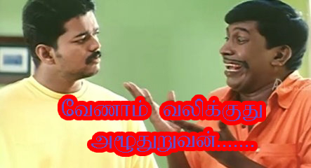 Vadivelu funny trolls and images