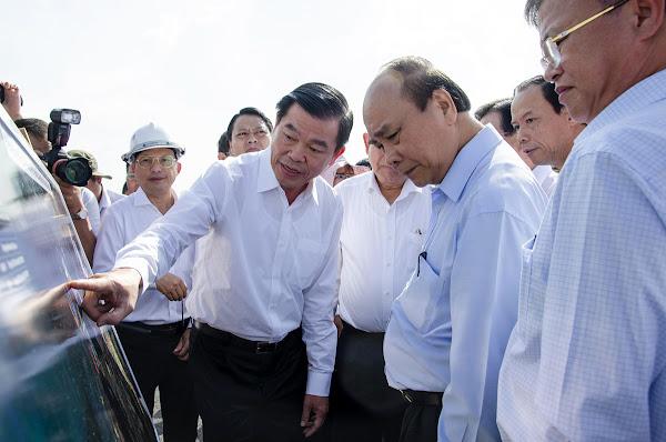Bất động sản Hồ Tràm tiềm năng nhờ Quy hoạch 5000ha khu đô thị Hồ Tràm