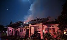 Mess Kejari Sekadau Terbakar, Ini Penjelasan Kasat Reskrim