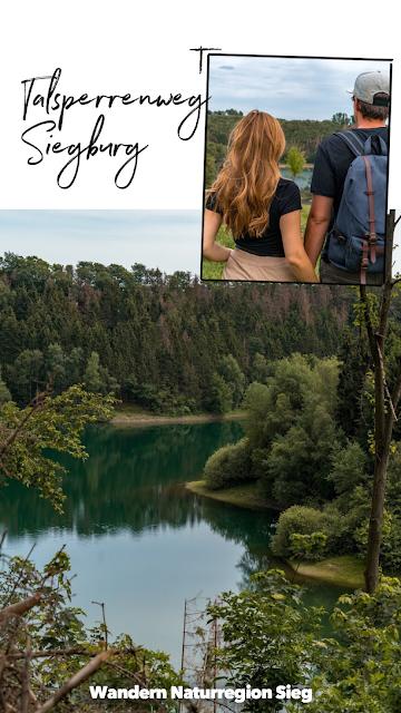 Talsperrenweg Siegburg | Wahnbachtalsperre | Erlebnisweg Sieg | Wandern in der Naturregion-Sieg 22