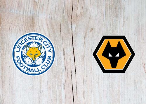 Leicester City vs Wolverhampton Wanderers -Highlights 08 November 2020