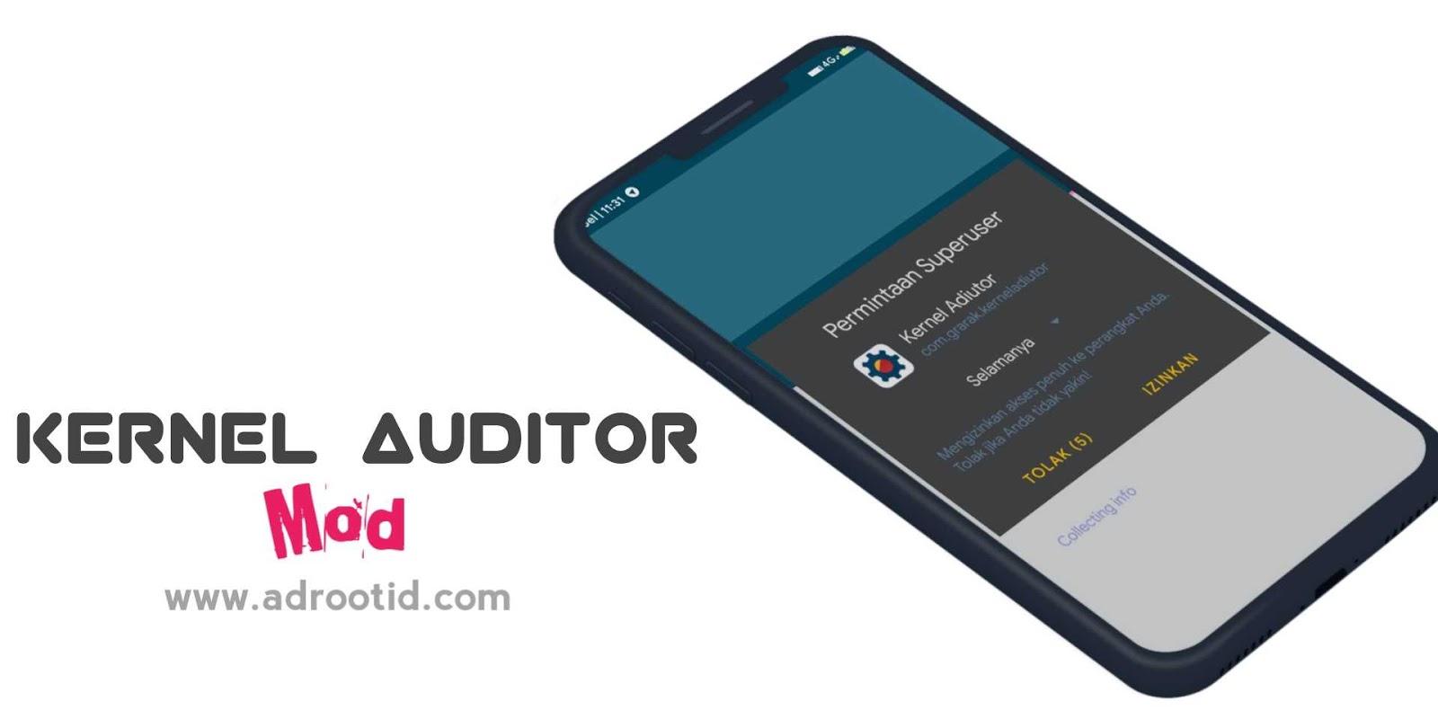 Kernel Auditor Mod apk