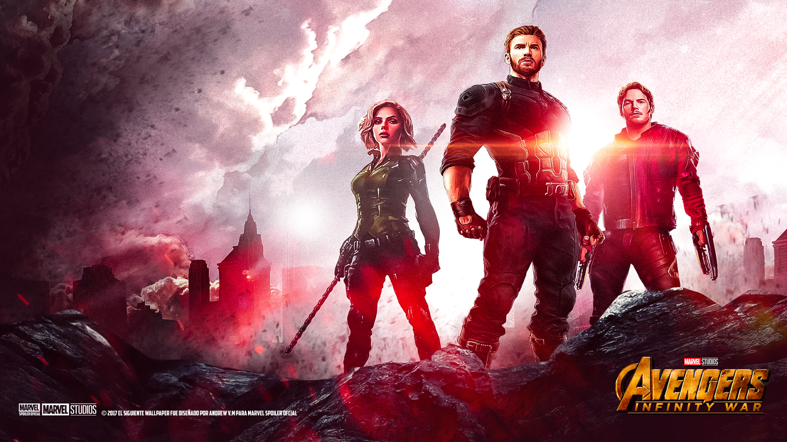 Avengers Infinity War Wallpapers - Avengers Infinity War Wallpaper HD