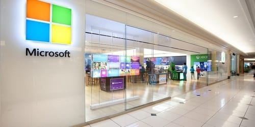 Microsoft suddenly decided to permanently close all of its stores
