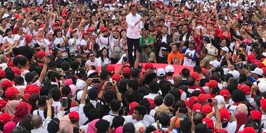Jokowi: Teriak-teriak 1 Persen Orang Kuasai 90 Persen Lahan, Ternyata Dia Sendiri yang Memiliki...