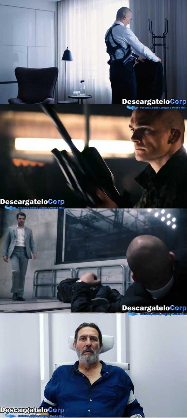 Hitman Agente 47 HD 720p