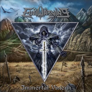 """Evil Warning - """"Immortal Visions"""" (ep)"""