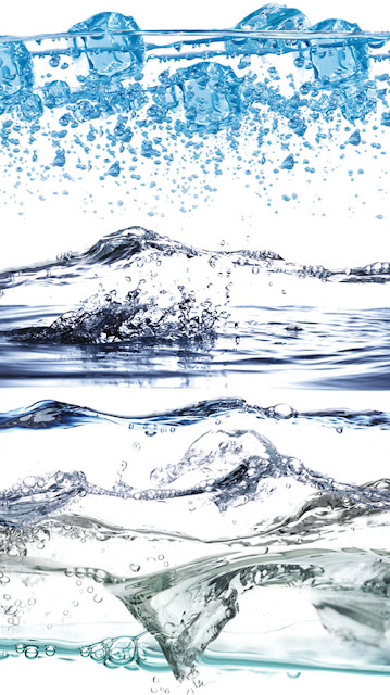 Download PSD : Water Pack