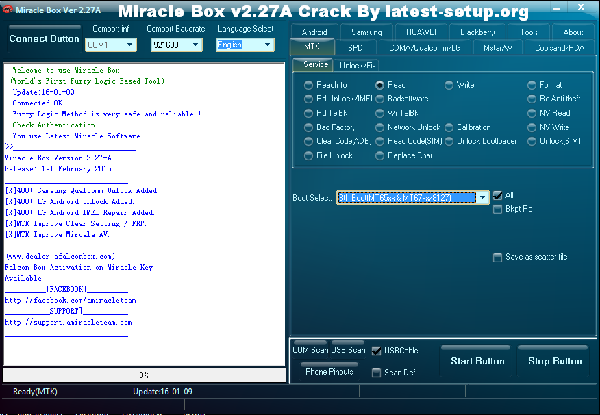 miracle box full android crack