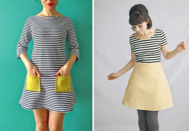 Easy sewing patterns for beginners Dress Blouses For Work