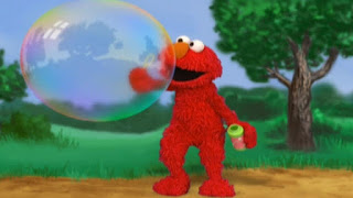 Sesame Street Elmo's World Mouth