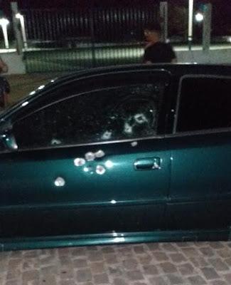 Homem é assassinado a tiros em Piritiba-Ba na noite desta sexta (27).