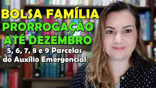 Notícias de última hora: Pró Brasil e Renda Brasil adiados  /  prorrogação do auxílio emergencial!