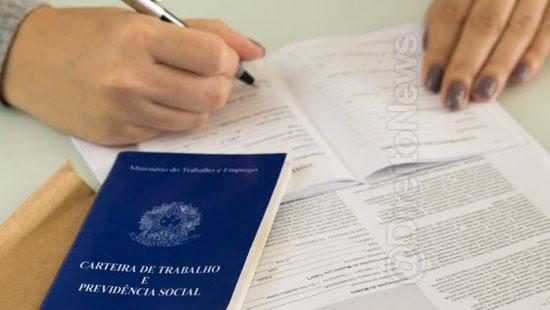 mp contrato verde amarelo inconstitucional direito