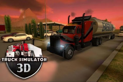 Download Game Android Truck Simulator 3D