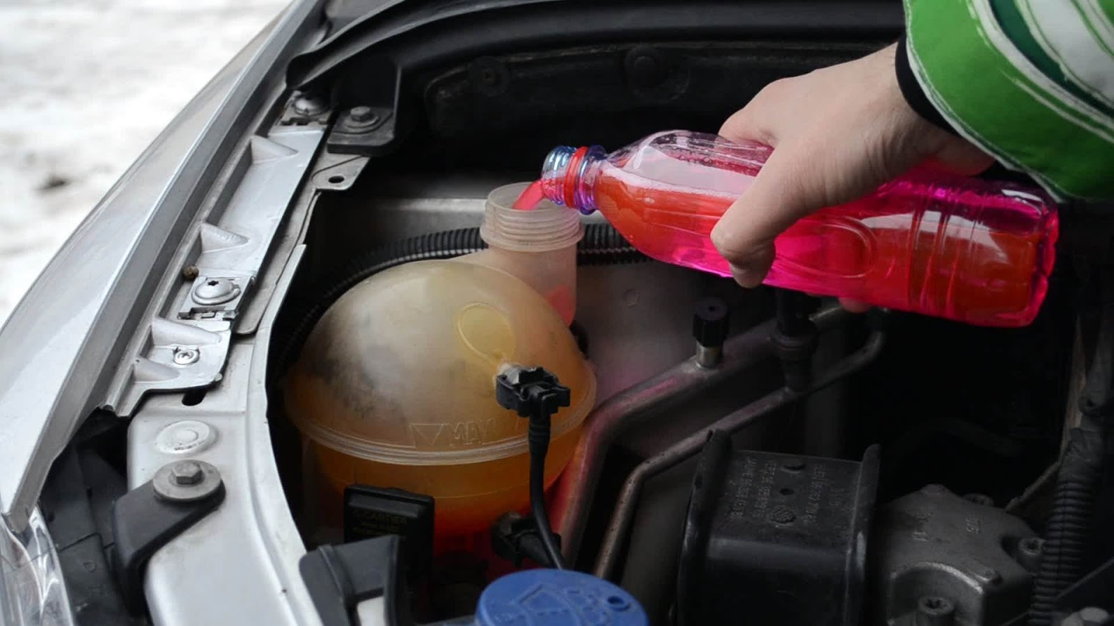 Coolant Flush Cost >> MUST DO TIPS to get you PREPARED FOR WINTER pt.1 - TEAM ...