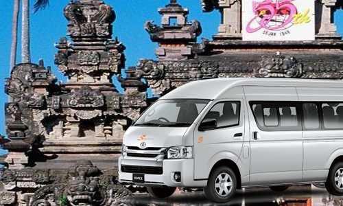 Sewa Hiace dekat Sanur Ayu Hotel Denpasar, Bali