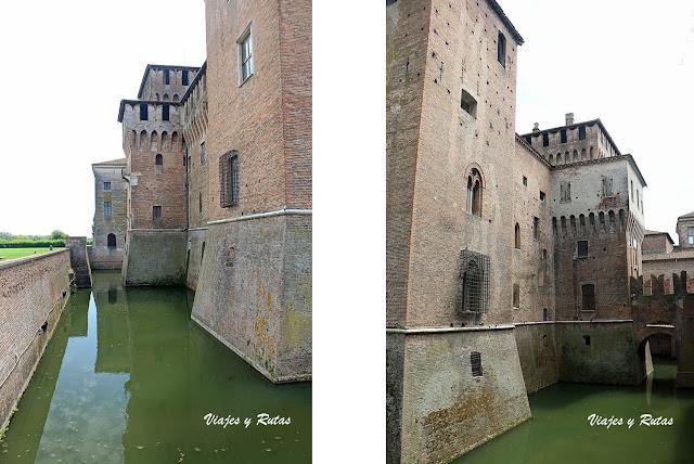 Castillo de San Giorgio de Mantua