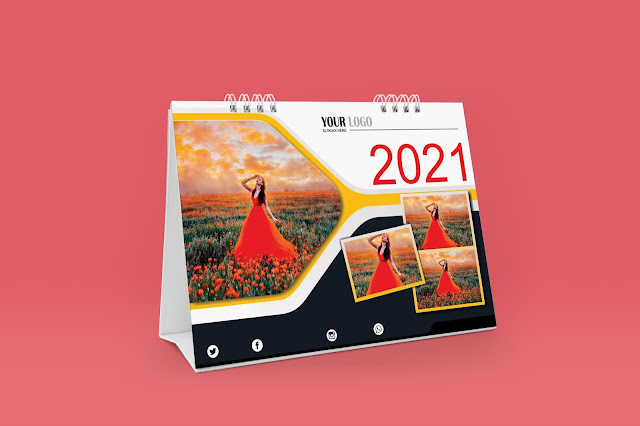 best calendar design 2021 cdr file free download- AR Graphics