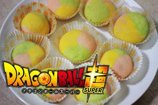 Dragon Ball Cookies