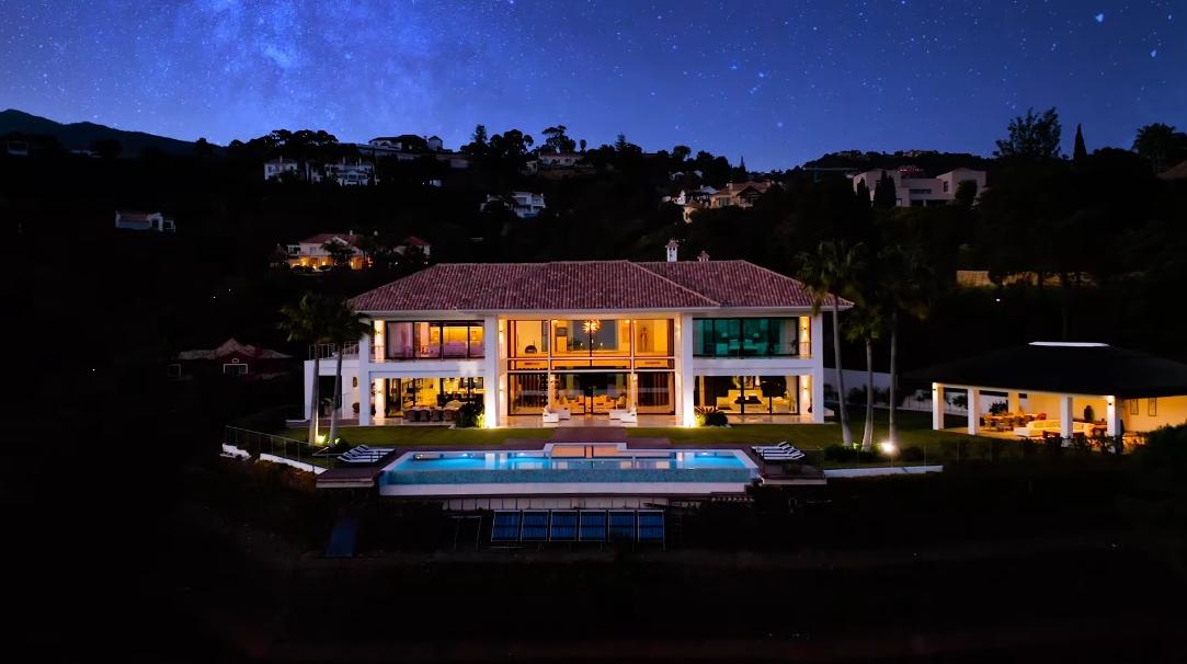 30 Interior Design Photos vs. La Zagaleta Modern Villa W/ Sea Views Tour