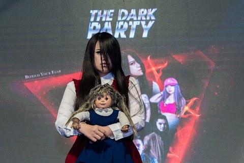 THE DARK PARTY BAKAL DIHANTUI THE SACRED RIANA SEMPENA HALLOWEEN 2018