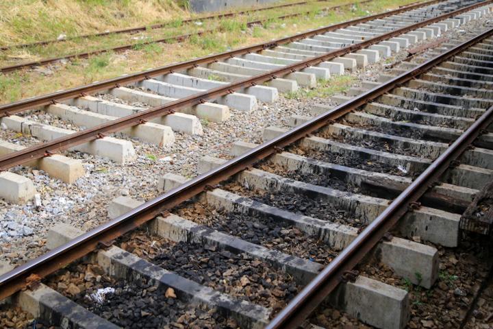Railway tracks Sri Lanka
