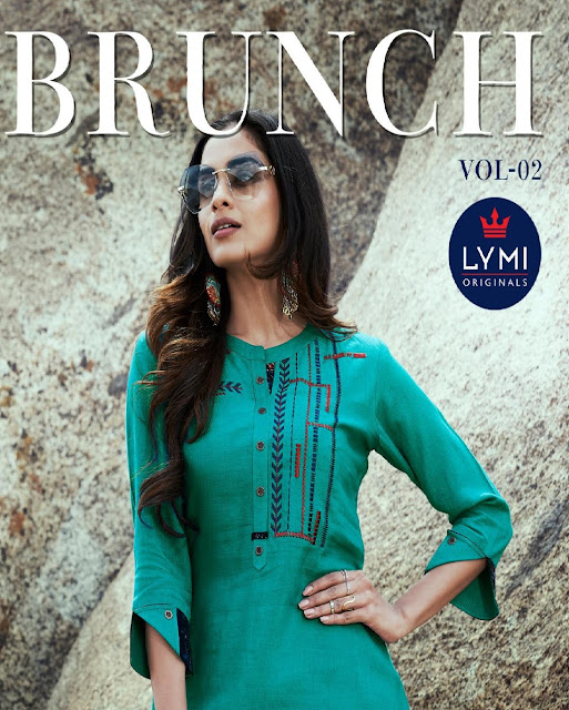 Lymi Brunch vol 2 Western top wholesaler