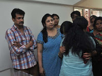 Last Respect to Actress Jyothi Laxmi at Chennai