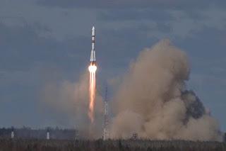Roket Soyuz 2 Rusia