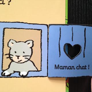 La ferme de T'choupi - Maman chat