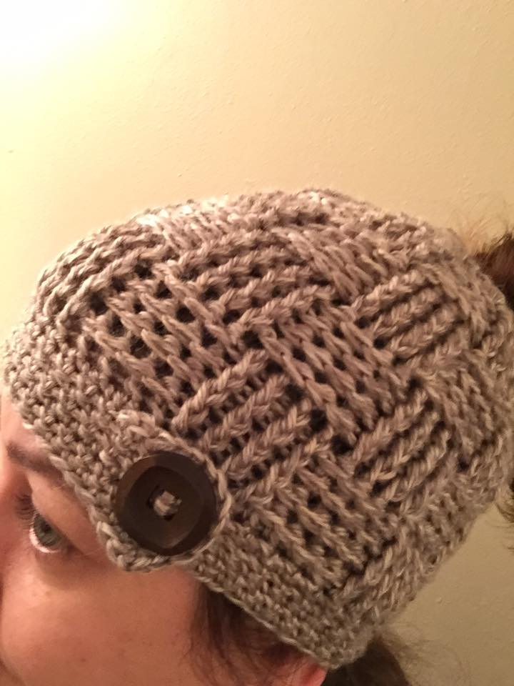 Basket Weave Hat Pattern Free : Simon s stitches