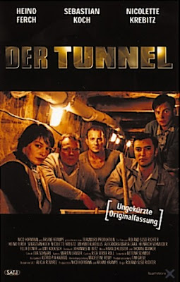 the tunnel german movie poster with cast