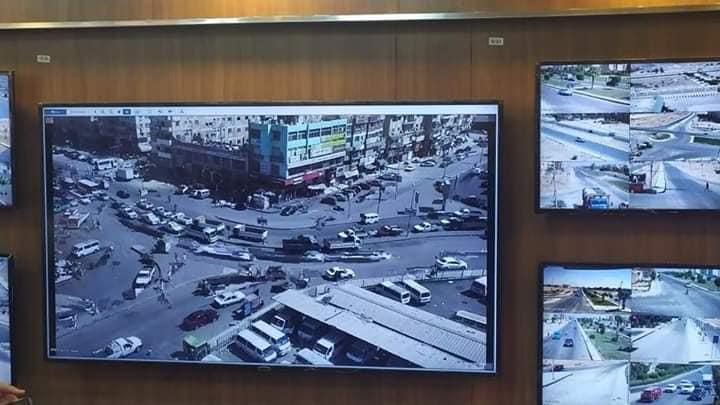 مراقبة مدينة العاشر من رمضان