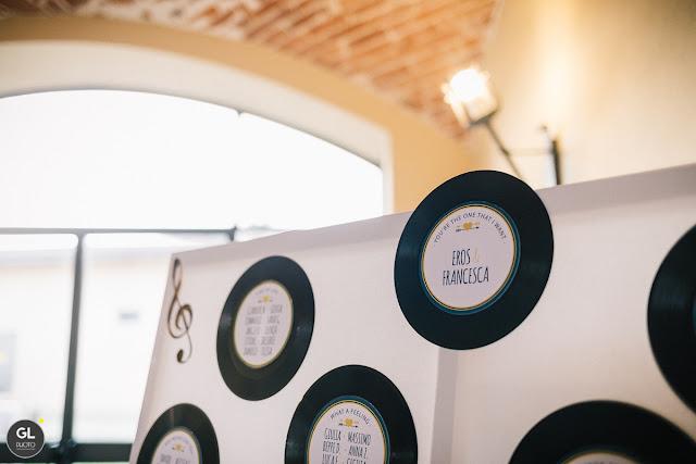 Come organizzare tableau dischi in vinile