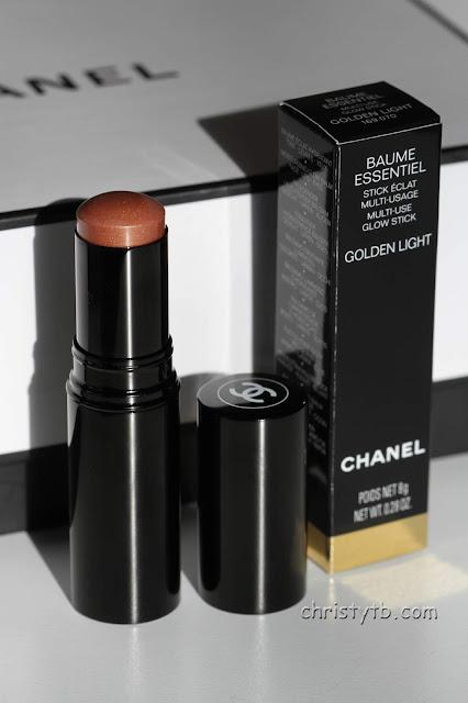 Стик-хайлайтер CHANEL Baume essentiel golden stick (Spring/Summer 2020)