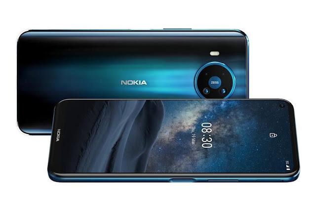 مواصفات Nokia 8.3 5G