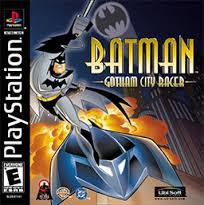 Batman - Gotham City Racer - PS1 - ISOs Download