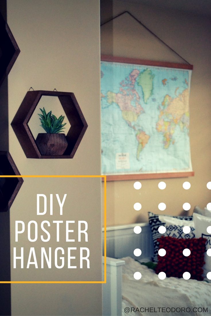 DIY Poster Hanger | <datFeata:blog.le></datFeata:blog.le> on map mirror, map scrapbook, map plastic, map hwy 224 clackamas 32nd, map chair, map of downtown denver rtd, map bag, map accessories, map skirt,