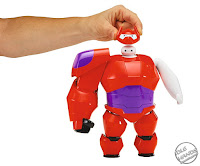 Bandai Big Hero 6 Armored Up Baymax 10-inch Figure