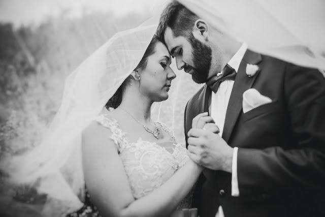 Biżuteria ślubna na Pannie Młodej