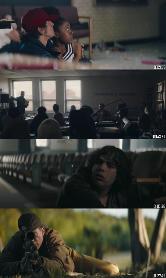 Run Hide Fight 2020 WEB-DL 720p 480p Dual Audio Hindi English Full Movie Download
