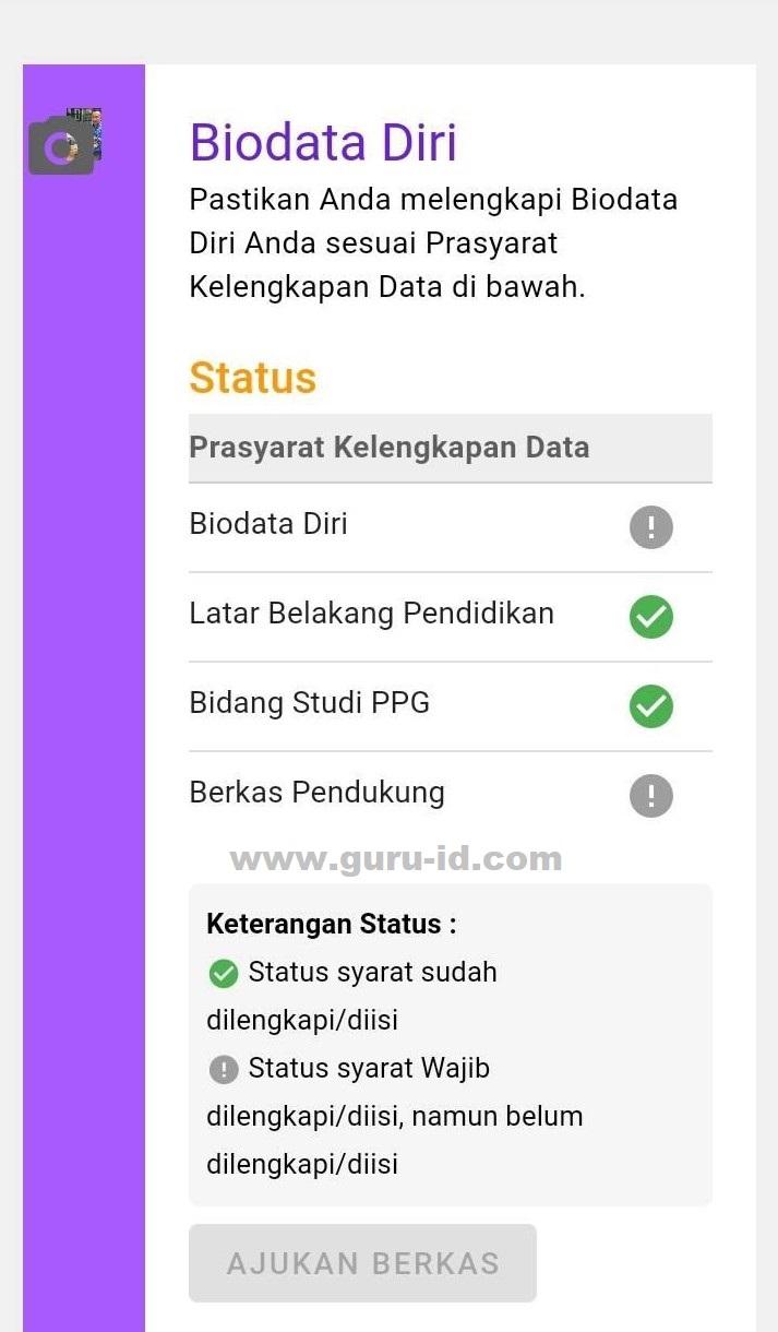 gambar upload berkas ppg di sim pkb