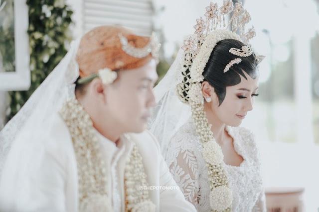Adat Pernikahan Jawa peningsetan, Prosesi Dan Seserahan Pernikahan