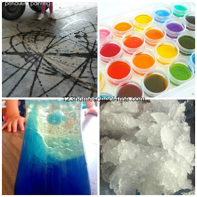 60+ Fun Activities for Water STEM
