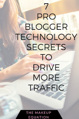 7 Pro Blogger Technology Secrets To Drive Traffic